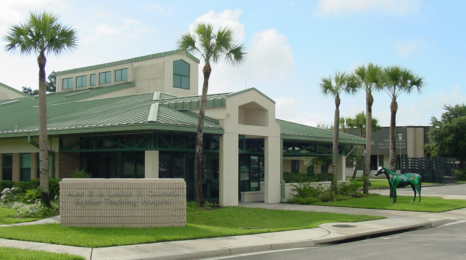 LAH building